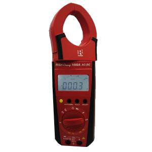 Rishabh 1000AAC/DC TRMS Backlit Clamp Meters