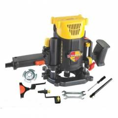 Sharp Gold Storm 8mm Heavy Duty Router, 1200 W