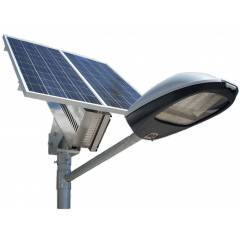 Shiv Power SL60 Solar Street Light, Voltage: 6/12 V