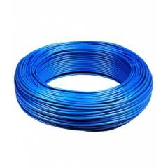 Reliance PVC Blue Insulated Unsheathed Single Core Industrial cable Wire, 2.5 Sqmm, Length: 90 m