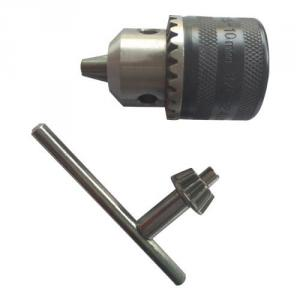 Yuri 10mm Key Type Drill Chuck with Thread, YDC10