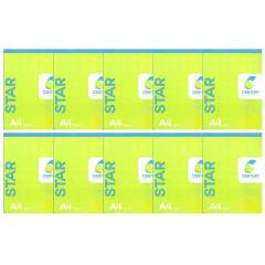 Century Star 75 GSM A4 Size White Printing Paper (Pack of 10)