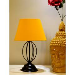 Tucasa Table Lamp with Oval Shade, LG-551, Weight: 450 g