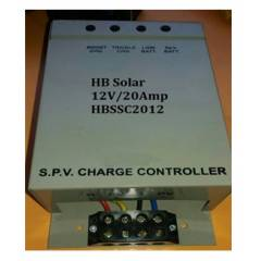 HB Solar 12V 20A PWM Solar Charge Controller