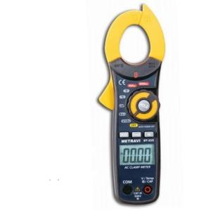 Metravi Digital AC 400A Clamp Meter, DT-225