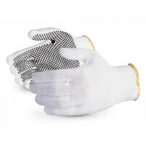 Sunlong 60g Dotted White Safety Gloves, Size: XL