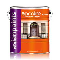 Asian Paints Apcolite Premium Gloss Enamel, 0001 Gr-M4, Colour: Bay Brown, 200 ml