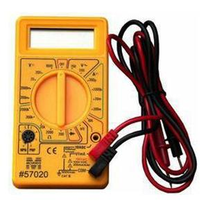 JPK 200-750V Digital Multimeter, 020