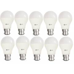 Orient 5W B-22 LED Bulbs (Pack of 10)