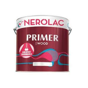 Nerolac Wood Primers White-10L