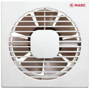 Marc Axial Air 1750rpm Ivory Exhaust Fan, Sweep: 150 mm