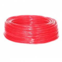 Premier 1.5 Sq mm Red House Wire, Length: 90 m