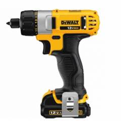 Dewalt 1/4 Inch DCF610S2 12V Screwdriver Kit