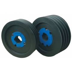 Fenner 80 mm 3A/SPA Dual Duty Taper-Lock Pulley