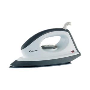 Bajaj Majesty DX 8 1000W White Plastic Dry Iron