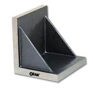 Ozar 250x250x250mm Ground Finish Solid Angle Plate, AAP0690