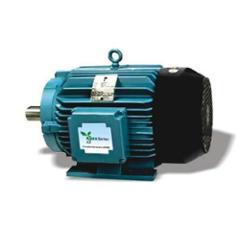 Crompton Apex 5 HP 3 Phase 6 Pole IE2 Foot Mounted AC Motor, 3.70KNE6