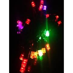 Blackberry Overseas 7m Multi Colour Designer LED Light
