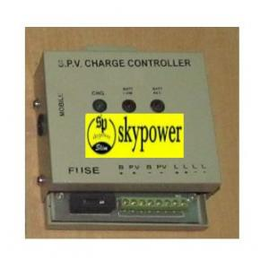 Sky Power 12V/40A Charge Controller, Colour: Cream