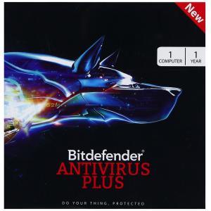 Bitdefender 1 PC/1 Year Antivirus 2017