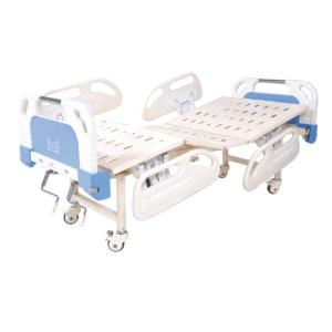 Tripti TS-009 Fowler ICU Bed with ABS Panels & Railing