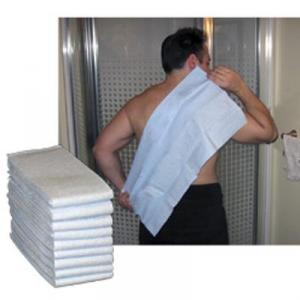 Turion HD03-100 Disposable Non Woven Face and Body Towel
