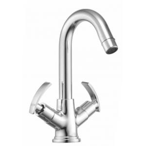 Drizzle Soft Brass Basin Mixer