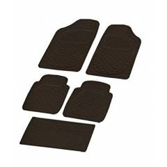 Oscar Packy Poda Smoke Century Mat Set For Chevrolet Aveo U-VA