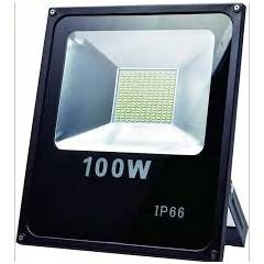 Parax 100W Cool White LED Flood Light, P100WFL