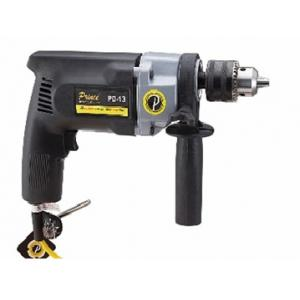 Prince PDH-13 Silver Hand Drill Machine with Hammer