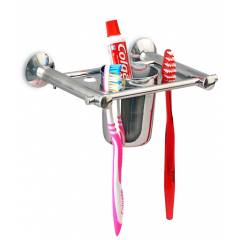 Doyours Diamond Series Tooth Brush Holder with SS Glass, DY-0351