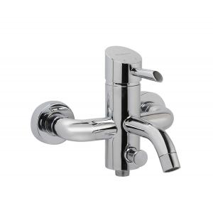 Hindware Immacula Metal Single Lever Bath & Shower Mixer, F110036CP