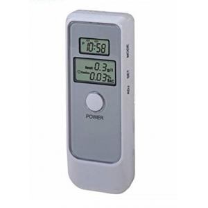 True Sense Digital Breath Analyser Detector with 5 Mouthpiece, AT-005
