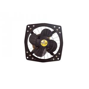 Black Cat 2300rpm Black Exhaust Fans, FH-006, Sweep: 150mm (Pack of 2)