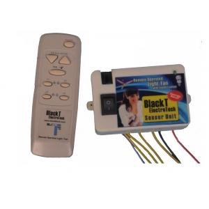 Blackt Electrotech BT-16 Wireless Remote Control Switching System for Lights & Fan with Speed Regulation/Dimmer
