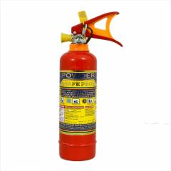 SafePro 2kg ABC Powder Type Fire Extinguisher