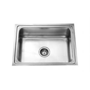 Jayna Galaxy SBF-09 A Glossy Sink With Beading, Size: 24 x 20 in