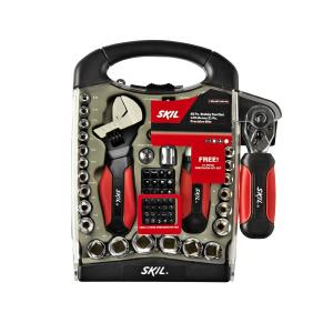 Skil 45 Pieces Hand Tool Kit, F002-H8-7040