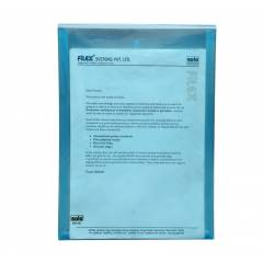 Solo Button Document Envelope CH107 Size: A4 (Pack of 10)