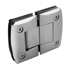 Godrej Stainless Steel Kurve Glass To Glass Hinge, 5759