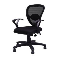 R P Enterprises Vistas Medium Back Office Chair, Dimensions: 45x48x60 cm