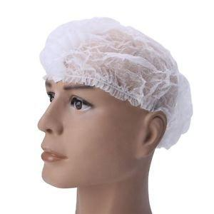 Shakuntla Disposable Non Woven Bouffant Surgical Head Cap (Pack of 100)
