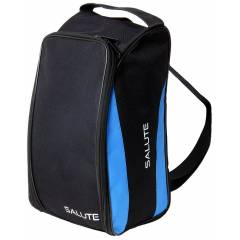 Salute Blue Polyester Travel Accessories Bag