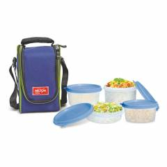 Milton Full Meal 4 Container Lunch Box Set