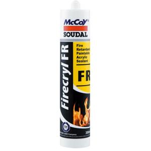 McCoy Soudal  Firecryl FR, 310 ml, Grey