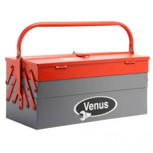 Venus Tool Box With 5 Compartment VTB