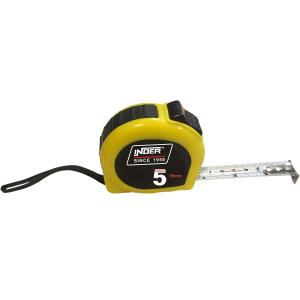 Inder 19mm Wide Measuring Tape, Length: 5m (Pack of 10)