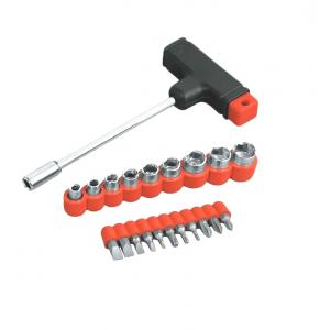 I-Tools 22 Pieces T-bar Screwdriver Tool Kit (Pack of 2)