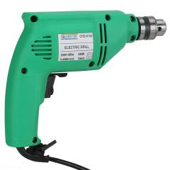 Cheston 350W Angle Pistol Grip Drill Machine, CHD-6104