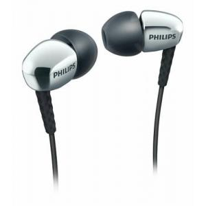 Philips Silver In-Ear Headphones, SHE3900SL